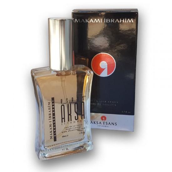 Makamı İbrahim Alkolsüz Parfüm 50 cc - Aksa