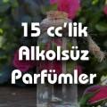 15 cc lik Alkolsüz Parfümler