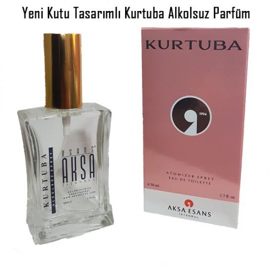 Kurtuba Alkolsüz Parfüm 50 cc - Aksa
